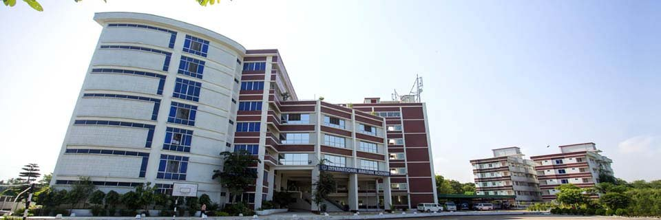 IMA's main campus building