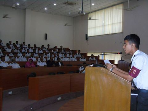 IMA 6th Batch Cadets Debate Competition album
