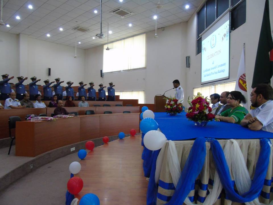IMA 2nd Batch ratings certificate award ceremony album