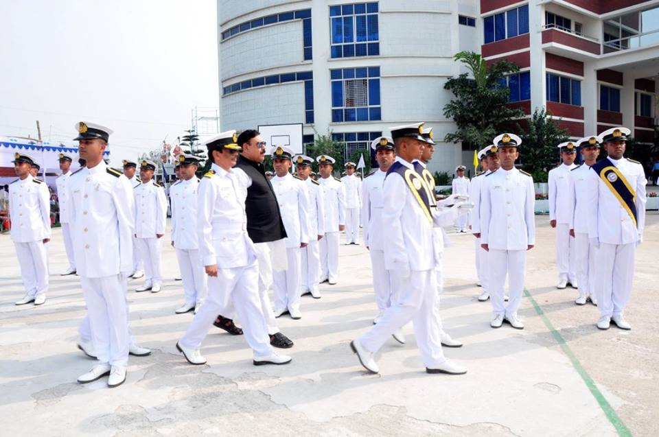 IMA 5th Batch Passing Out Ceremony photo
